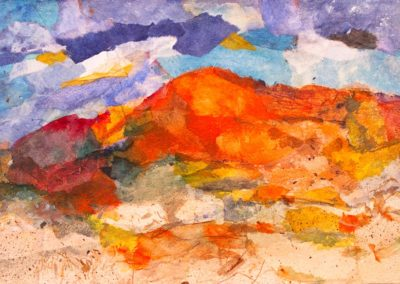 """High Desert Landscape"" by Rob R Robinson"